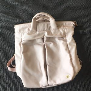 Lululemon City Adventurer Convertible Backpack